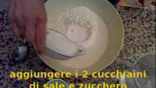 Cooking | Come fare l impasto per la pizza | Come fare l impasto per la pizza