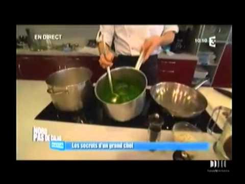 La matinale de FR3 atelier de cuisine au M.I.N. de Lomme