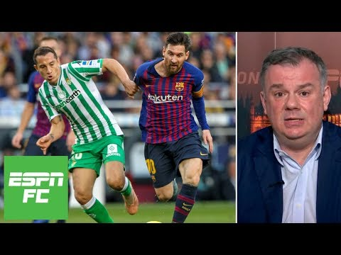 Barcelona's defensive woes made clear in loss vs. Real Betis | La Liga