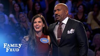 20G's for the Gutierrez Family? | Family Feud