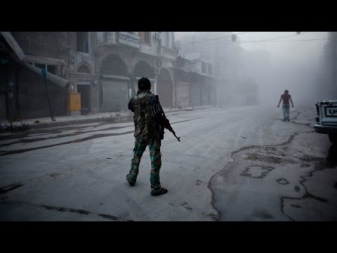 Syrian rebels unite to fight ISIS, Assad