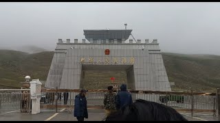 Pak china border