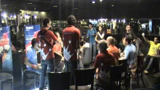 Qubee Quad-storm At World Fashion Cafe - An Origami Production