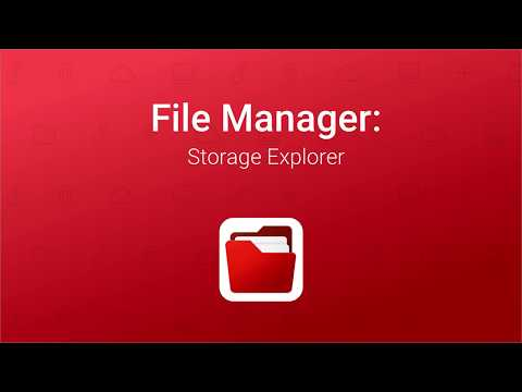 File Manager APK Cover