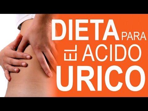 Dieta Para Bajar El Acido Urico - Dieta Para El Acido Urico