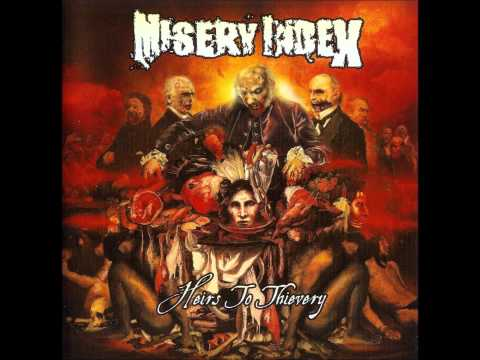 Misery Index - Plague Of Objects