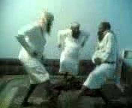 elocuente danza arabe