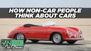 Here's how non-car people think about cars