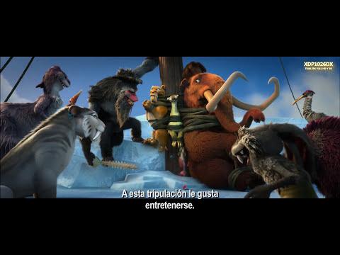 La Era Del Hielo 4 ~ Trailer Oficial Subtitulado Latino ~ FULL HD