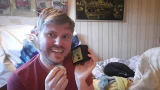 ASMR with Billy Morgan the cat - Anxiety Overwhelm advice - Chuckle Brothers book ☆ Calming Voice