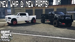 NEW TRUCK | NEW PARTS STORE | AND NEW ENGINE FOR THE VETTE | WILD SIDE RP