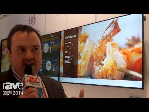 ISE 2014: Samsung Describes Large-Size Professional Displays w/ SOC Onboard and Quad-Core Processor
