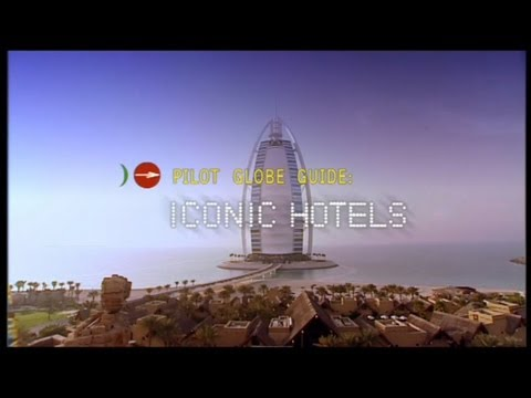 Pilot Globe Guides - Iconic Hotels feat. Ian Wright & Megan McCormick