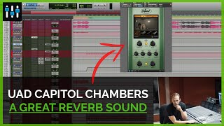 UAD Capitol Chambers Reverb [Plugin Review]