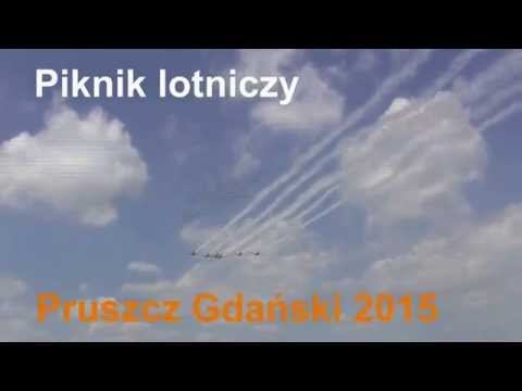 Piknik Lotniczy Pruszcz Gdański