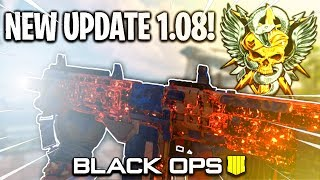 the BEST OPERATOR MODS and BEST CLASS SETUPS after Update 1.08 in COD BO4 (BLACK OPS 4 PATCH NOTES)