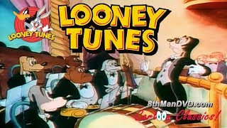 LOONEY TUNES (Looney Toons): Hamateur Night (1939) (Remastered) (HD 1080p)