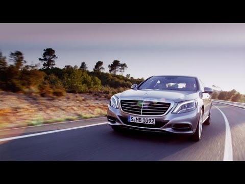 Mercedes-Benz TV: The new S-Class