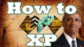 How to XP - Easy