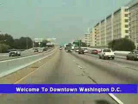 Washington DC Freeway Tour