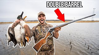 PAWN SHOP Duck Hunting CHALLENGE on My FARM!!!