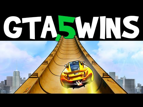 GTA 5 WINS – EP. 17 (GTA 5 Stunts, GTA 5 Funny Moments online Epic Grand Theft Auto V Gameplay)