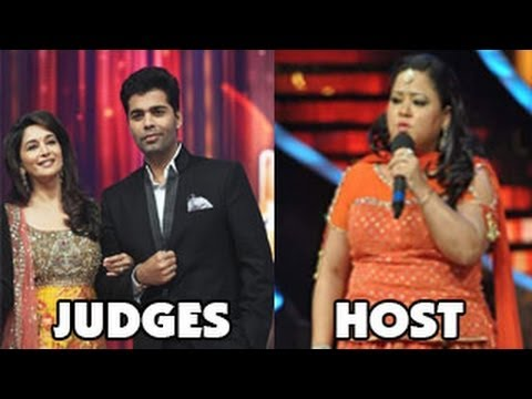 Jhalak Dikhla Jaa 6 HOST & JUDGES REVEALED!!