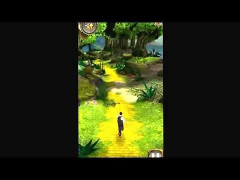 Temple Run Oz Mod Apk video