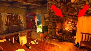HE GOT SO GREEDY WITH THIS FIREPLACE HIDING SPOT!! HIDE N' SEEK ON *BLACK OPS 4*