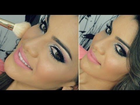 Maquiagem Glam para Dia Dos Namorados por Camila Coelho