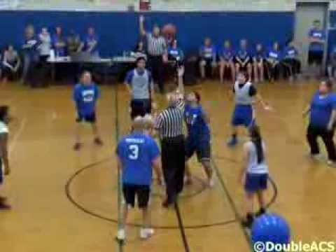 Wamsutta Middle School Students vs Staff Basketball Game