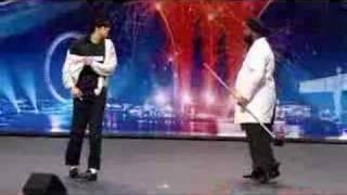 Britain's Got Talent - Signature Michael Jackson impressions