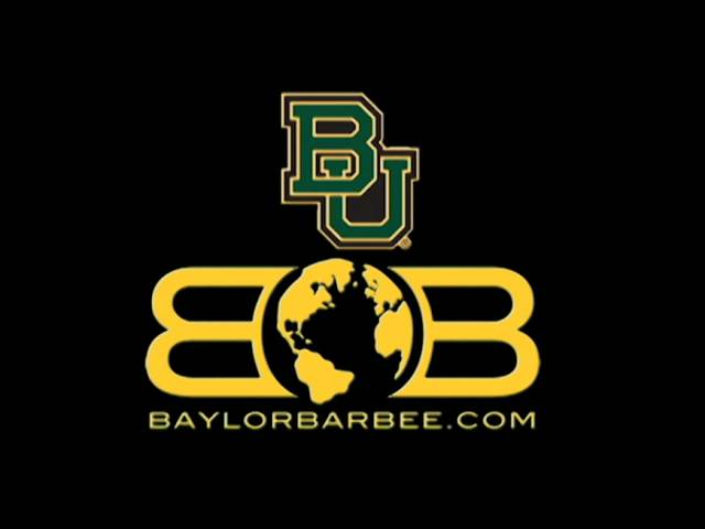 &quot;Wins on Wins (Sic em Bears)&quot; Freestyle by Baylor Barbee