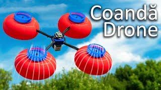 Coanda Effect Drone Propulsion