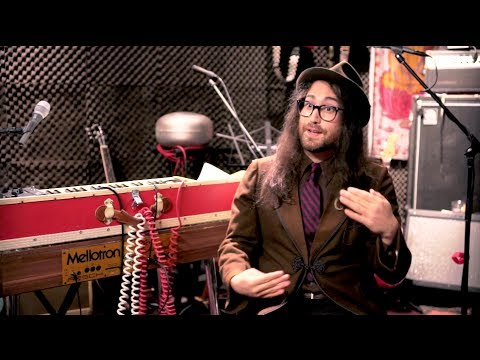 Sean Lennon Interview // HITRECORD ON TV episode 8 RE: PATTERNS