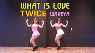 Twice 트와이스 What is Love? 완곡 cover dance Waveya 웨이브야
