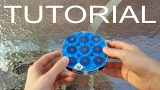 How to Solve the Rubik's Clock | Tutorial (NO Algorithms Required!)