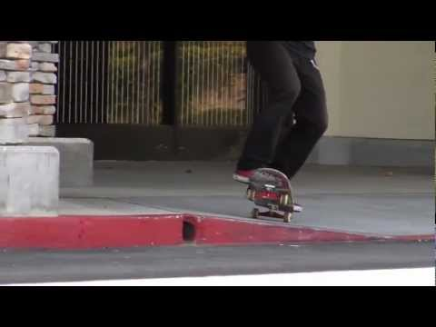 Daewon Song - Nollie Tre Manny Impossible Out
