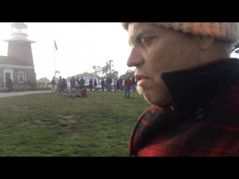 FUKUSHIMA BREAKING NEWS; HUMAN RIGHTS PROTEST,, BY THE SEA IN SANTA CRUZ 3/23/15
