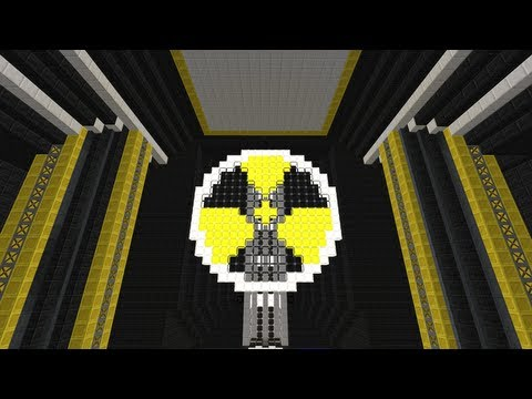 Tekkit Lite - IC2 Nuclear Power Plant - The Captain Corp