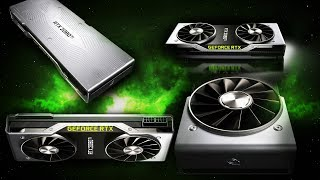 What is the NVIDIA RTX 2080Ti / RTX 2080 / RTX 2070