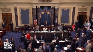 Watch Live: Senate debates Health Care