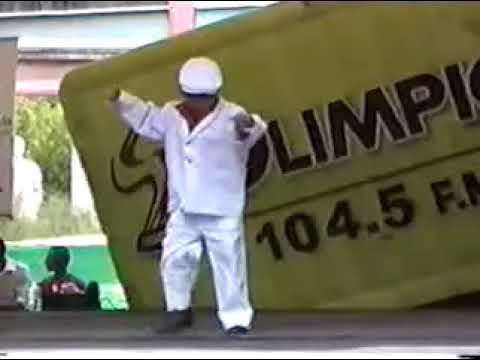bailarin salsero
