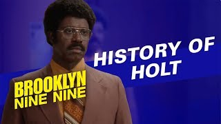 History of Holt | Brooklyn Nine-Nine