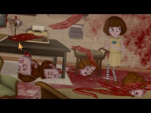 NO APTO PARA NIÑOS!! - Videojuego de Terror super enfermo! - Fran Bow Gameplay Español