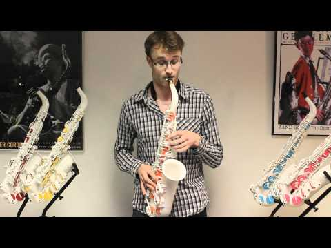 Vibrato Polycarbonate Saxophone Review