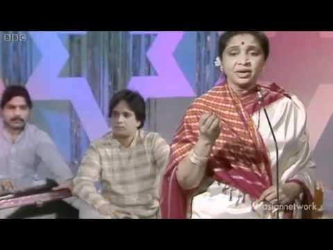 Asha Bhosle Live In Aankhon Ki Masti at BBC Studio