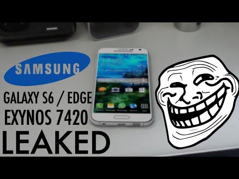 NEW Samsung Galaxy S6 & S6 EDGE Benchmarks Leaked KILLS EVERYTHING ON MARKET!