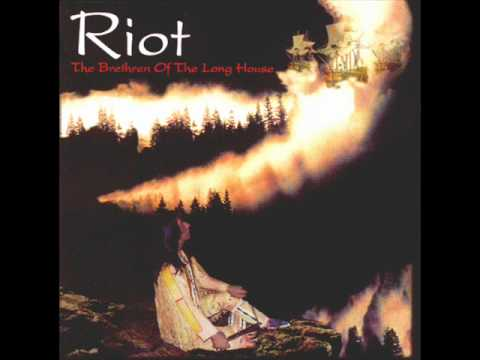 Riot - Holy Land