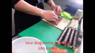 sushi ebiten inside out roll tarifi